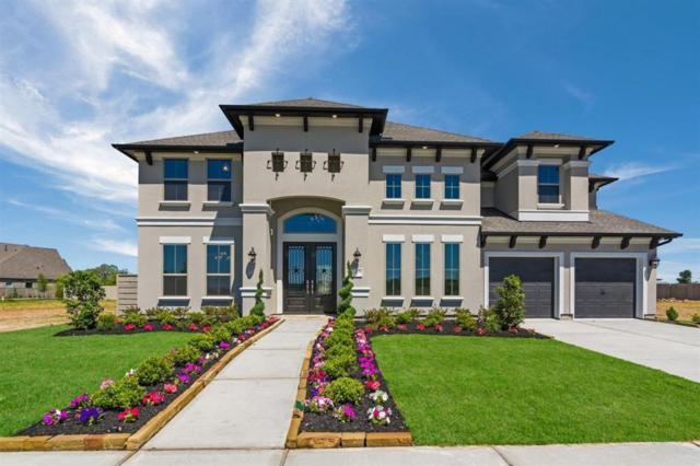 2419 Ponderosa Ridge Drive, Manvel, TX 77578 (MLS #76754181) :: The Kevin Allen Jones Home Team