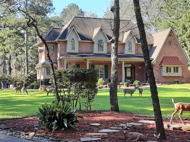12 W Lake Forest Court, Conroe, TX 77384 (MLS #76759977) :: Giorgi Real Estate Group