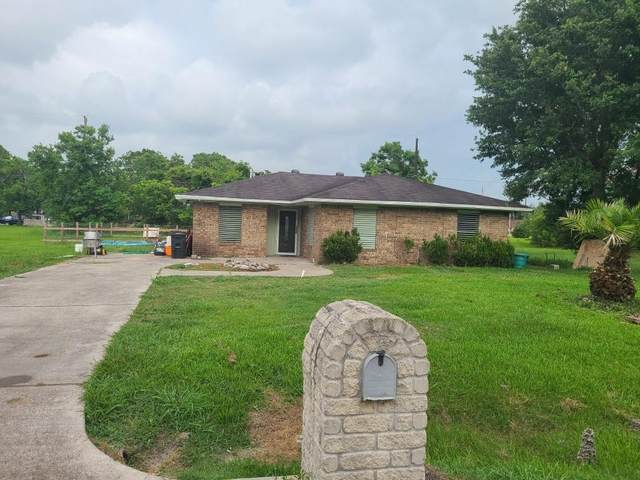 6815 Concord Drive, Hitchcock, TX 77563 (MLS #76767890) :: Texas Home Shop Realty