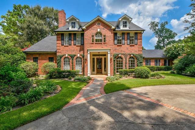 15 N Longspur Drive, The Woodlands, TX 77380 (MLS #7677107) :: Texas Home Shop Realty