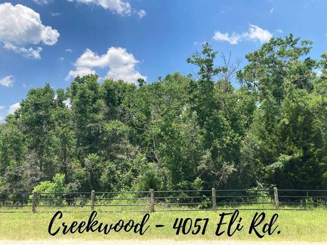4051 Eli Road, Bellville, TX 77418 (MLS #76778806) :: My BCS Home Real Estate Group