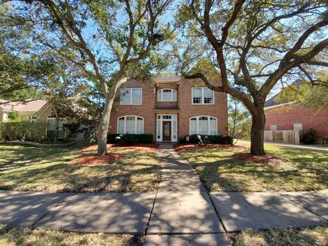 1819 Morning Park Drive, Katy, TX 77494 (MLS #76779763) :: The Home Branch
