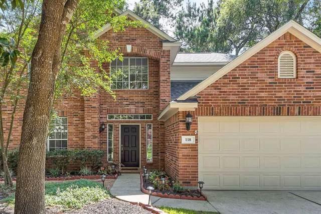 118 W Hobbit Glen Drive, The Woodlands, TX 77384 (MLS #7680070) :: Ellison Real Estate Team
