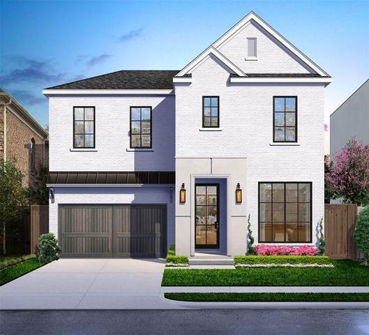 5915 Charlotte Street, West University Place, TX 77005 (MLS #76803577) :: Caskey Realty