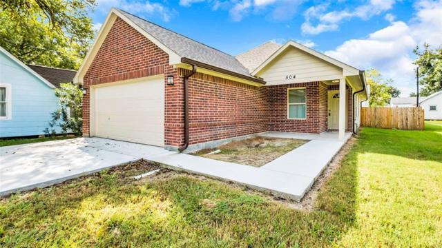 504 Davis Street, Wharton, TX 77488 (MLS #76808022) :: Texas Home Shop Realty