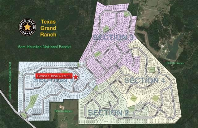 1-4-10 Chisholm Trail, Huntsville, TX 77340 (MLS #76818505) :: Ellison Real Estate Team
