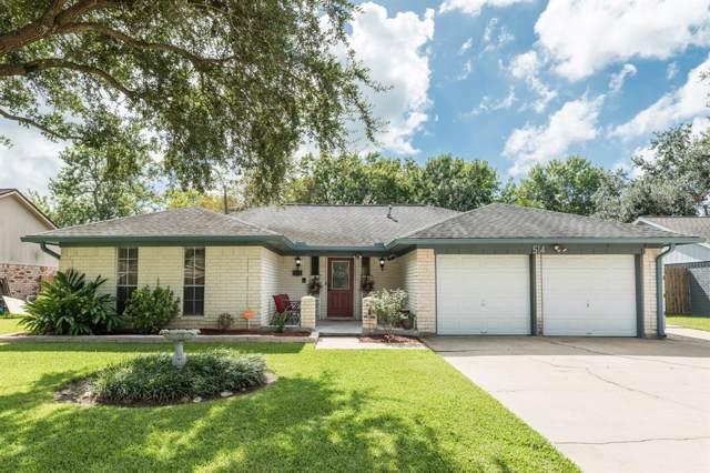 514 Lotus, Lake Jackson, TX 77566 (MLS #76826377) :: Texas Home Shop Realty