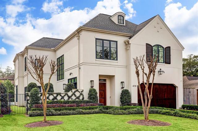 4719 Devon Street, Houston, TX 77027 (MLS #76828319) :: Green Residential