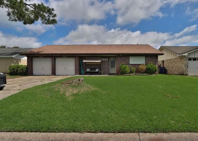 2802 21st Avenue N, Texas City, TX 77590 (MLS #76834344) :: Keller Williams Realty