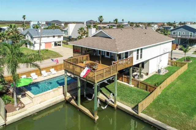 16502 Nassau Way, Jamaica Beach, TX 77554 (MLS #76834418) :: The Home Branch