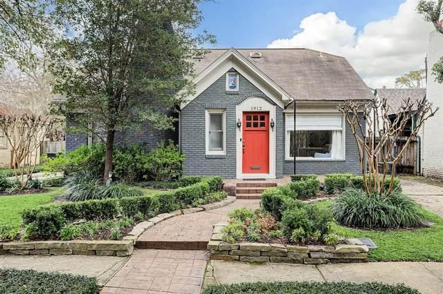 1912 Lexington Street, Houston, TX 77098 (MLS #76841251) :: Green Residential