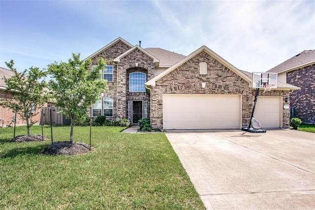 2863 Ginger Cove Lane, Dickinson, TX 77539 (MLS #76845745) :: Phyllis Foster Real Estate