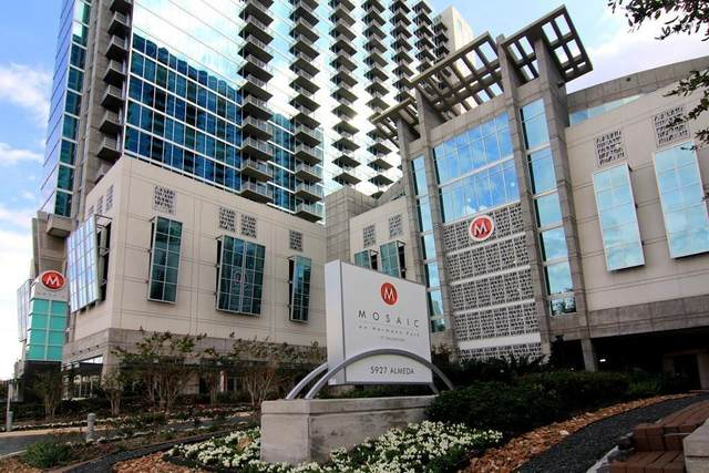 5925 Almeda Road #11106, Houston, TX 77004 (MLS #76850296) :: The Parodi Team at Realty Associates