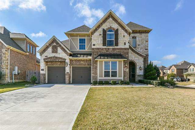 1500 Frost Creek Lane, Friendswood, TX 77546 (MLS #76863713) :: The Bly Team