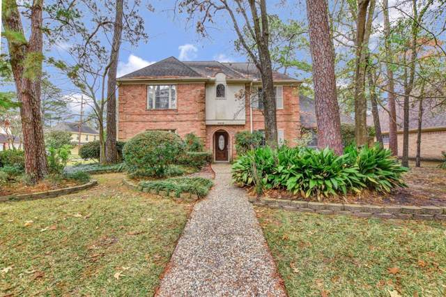 9418 Stockport Drive, Spring, TX 77379 (MLS #76864446) :: The Sansone Group