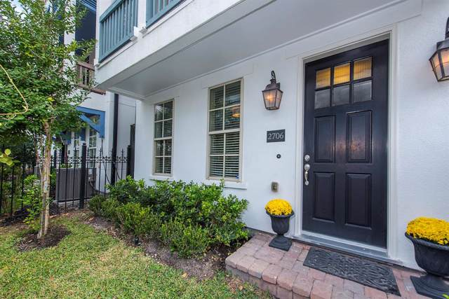 2706 Cortlandt Street, Houston, TX 77008 (MLS #76866737) :: Texas Home Shop Realty