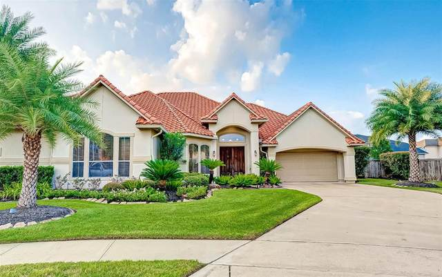 2221 Long Cove Court, Pearland, TX 77584 (MLS #76867605) :: The Freund Group