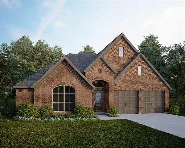 13610 Canyon Ranch Drive, Pearland, TX 77584 (MLS #76876740) :: Christy Buck Team