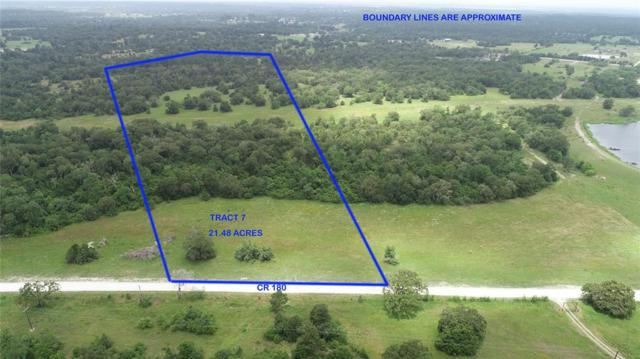 TRACT 7 County Road 180, Anderson, TX 77830 (MLS #76883994) :: TEXdot Realtors, Inc.
