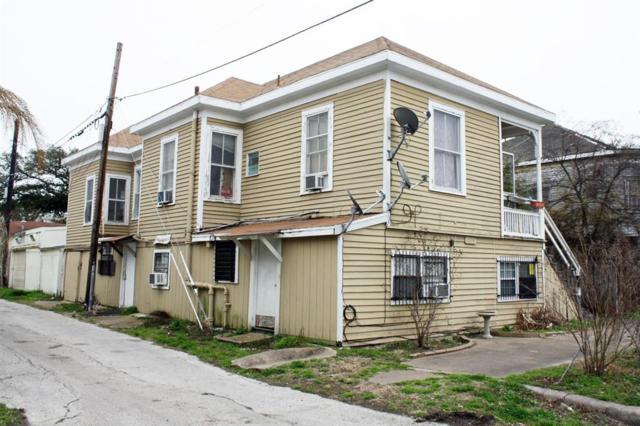 1814 33rd Street, Galveston, TX 77550 (MLS #76899738) :: Christy Buck Team
