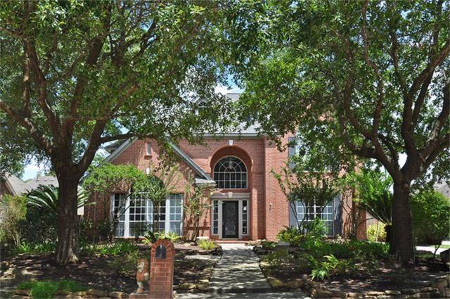4611 Brook Shadow Drive, Kingwood, TX 77345 (MLS #76905914) :: Red Door Realty & Associates