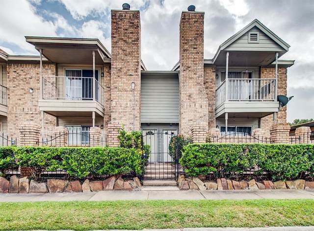 10615 Briar Forest Drive #103, Houston, TX 77042 (MLS #76921426) :: The SOLD by George Team