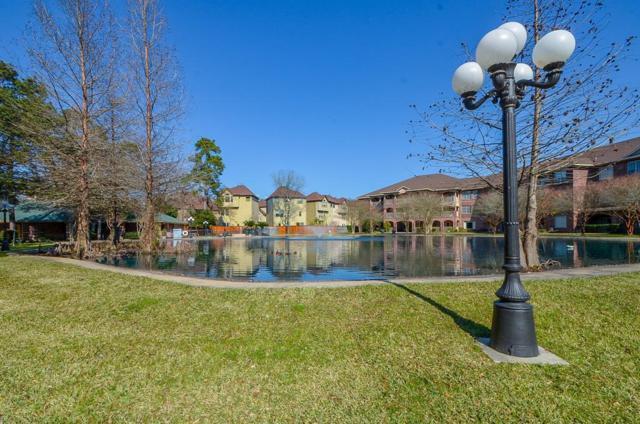 2815 Kings Crossing Drive #117, Kingwood, TX 77345 (MLS #769337) :: Green Residential