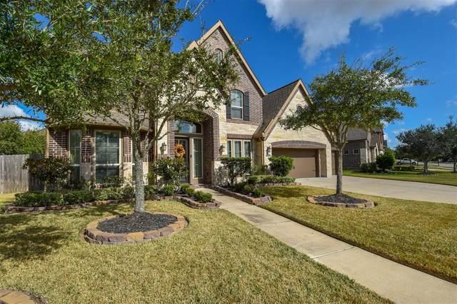 12513 Ivy Run Lane, Pearland, TX 77584 (MLS #76940384) :: Ellison Real Estate Team