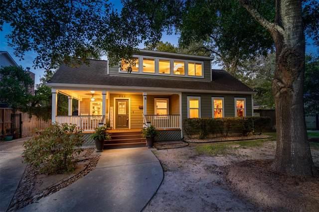 866 W 41st Street, Houston, TX 77018 (MLS #76948706) :: Lerner Realty Solutions