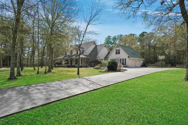 10003 Crestwater Circle, Magnolia, TX 77354 (MLS #76959078) :: Giorgi Real Estate Group