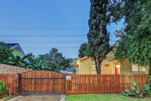 5018 Hardy Street, Houston, TX 77009 (MLS #76963889) :: Texas Home Shop Realty