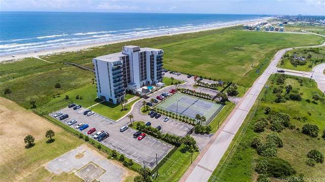 415 East Beach Drive #205, Galveston, TX 77550 (MLS #76964993) :: The Home Branch