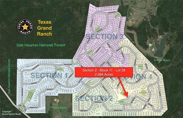 2-11-28 Red Hawk Road, Huntsville, TX 77340 (MLS #76966255) :: The Queen Team