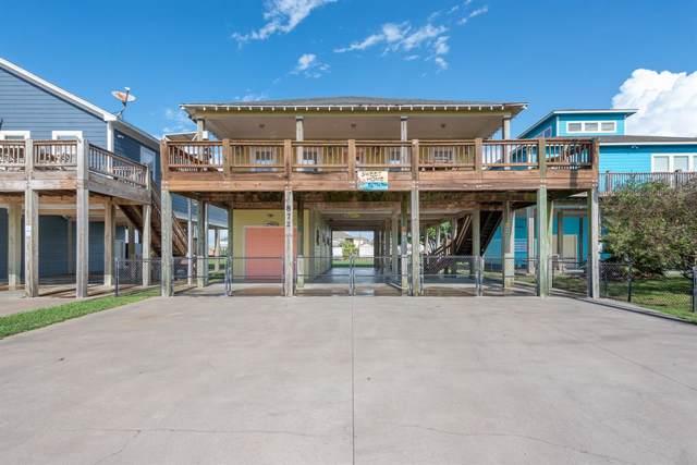 872 Wommack Drive, Crystal Beach, TX 77650 (MLS #76966747) :: Green Residential