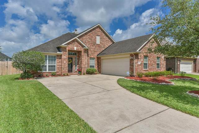 2183 Longspur Lane, League City, TX 77573 (MLS #76986075) :: The SOLD by George Team
