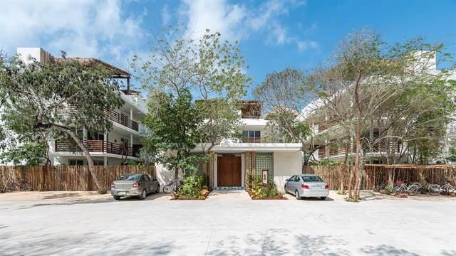 0 Residencial Boca Zama #306, Tulum Quintana Roo, TX 77730 (MLS #76998331) :: Caskey Realty