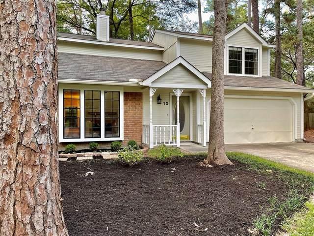 10 Raindream Place, The Woodlands, TX 77381 (MLS #77010060) :: Giorgi Real Estate Group