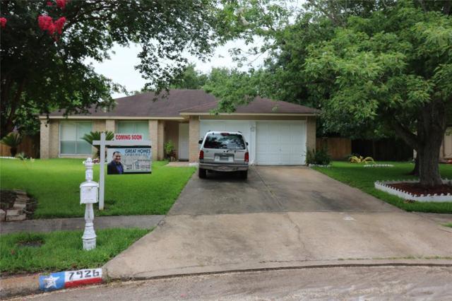 7926 Corrales Drive, Houston, TX 77083 (MLS #77016954) :: Ellison Real Estate Team