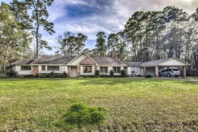 1410 Mistletoe Lane, Kingwood, TX 77339 (MLS #7701706) :: Fairwater Westmont Real Estate