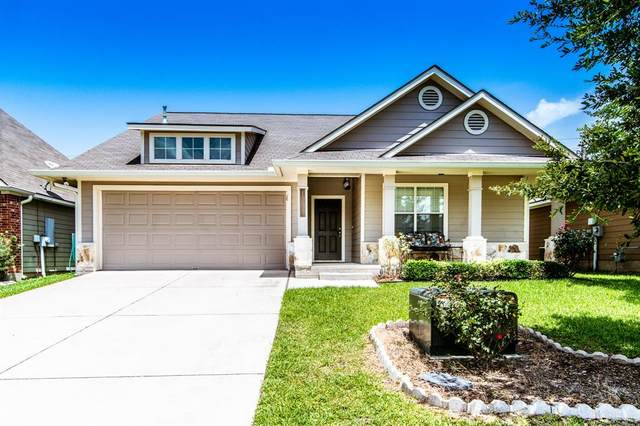 135 Briarwood Drive, Huntsville, TX 77320 (MLS #77023383) :: The Sansone Group
