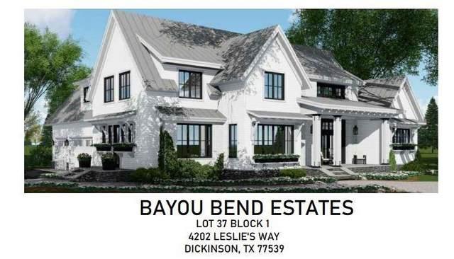 4202 Leslie's Way, Dickinson, TX 77539 (MLS #77025778) :: The Property Guys