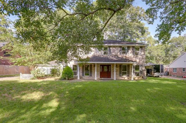 647 Mosswood Drive, Conroe, TX 77302 (MLS #77032454) :: Lerner Realty Solutions