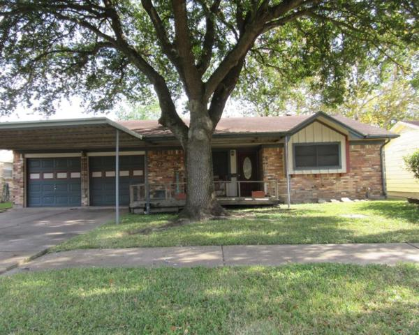 2709 Raspberry Lane, Pasadena, TX 77502 (MLS #77033169) :: The Sold By Valdez Team