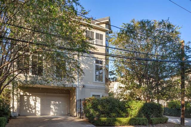 603 Leverkuhn Street, Houston, TX 77007 (MLS #77036033) :: The Sansone Group