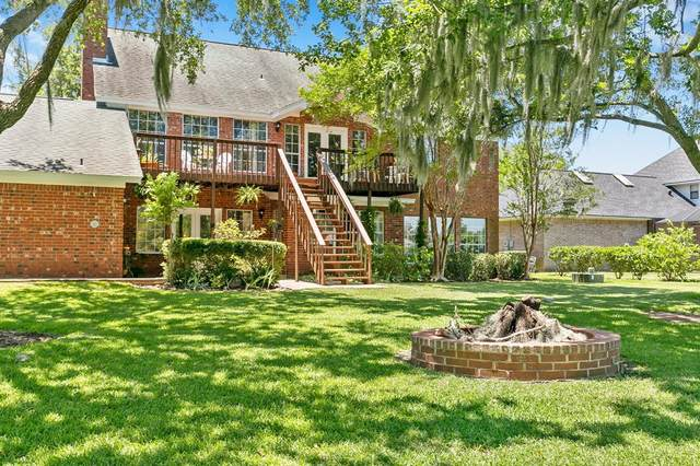 313 Timbercreek Drive, Lake Jackson, TX 77566 (MLS #77038082) :: The Home Branch