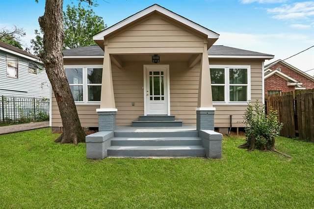 1126 Ryon Street, Houston, TX 77009 (MLS #77058810) :: Michele Harmon Team