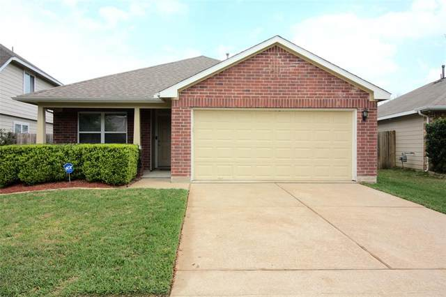 12811 Clermont Harbor Court, Houston, TX 77045 (MLS #77061235) :: Bray Real Estate Group