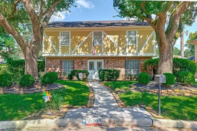15514 Bonnie Park Court, Houston, TX 77068 (MLS #77062495) :: Caskey Realty