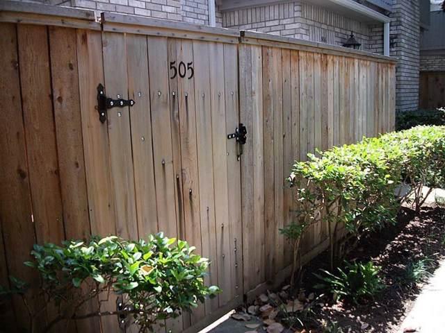 3800 Tanglewilde Street #505, Houston, TX 77063 (MLS #77065843) :: Giorgi Real Estate Group