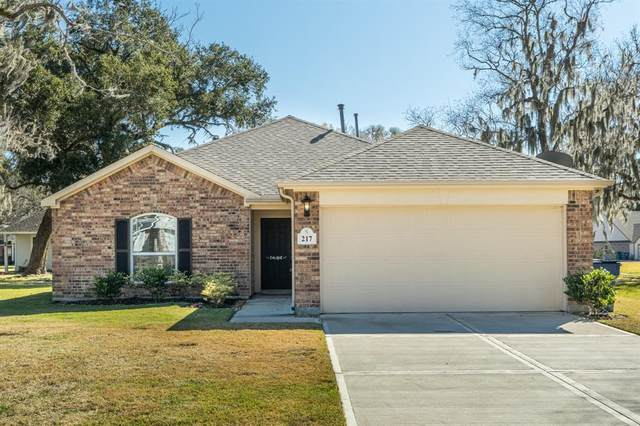 217 N Amherst Drive, West Columbia, TX 77486 (MLS #77078516) :: The Sansone Group